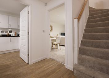 """Thumbnail 4 bed semi-detached house for sale in """"Oakham"""" at Filter Bed Way, Sandbach"""