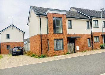 Thumbnail 3 bedroom terraced house to rent in Someries Hill, Luton