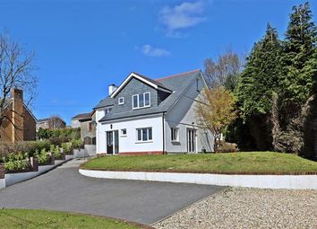 Thumbnail 4 bed detached house for sale in Church Road, Tonteg, Pontypridd