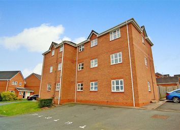 Thumbnail 2 bedroom flat for sale in Moorland Heights, Biddulph, Stoke-On-Trent