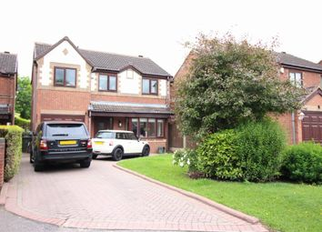 Thumbnail 4 bed detached house to rent in Pinewood Avenue, Wood End, Atherstone, Warwickshire