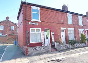 Thumbnail 2 bedroom terraced house to rent in Woodfield Grove, Eccles, Manchester