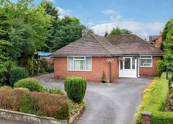 Thumbnail 3 bed detached bungalow for sale in Edinburgh Road, Congleton