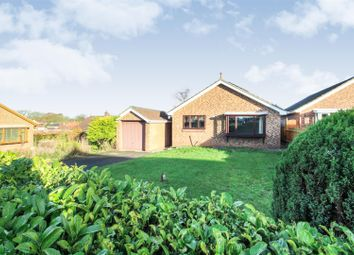 Thumbnail 2 bed detached bungalow for sale in St. Andrews Close, Middleton On The Wolds, Driffield