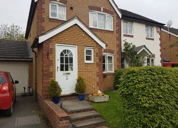 Thumbnail 3 bed semi-detached house to rent in Windsor Road, Lower Bullingham, Hereford