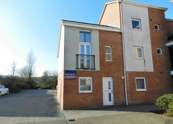 Thumbnail 2 bed semi-detached house for sale in Mill Meadow, North Cornelly, Bridgend