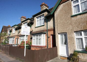 Thumbnail 2 bed terraced house to rent in Station Road, Paddock Wood, Tonbridge