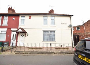 Thumbnail 4 bed end terrace house for sale in Beechfield Road, Ellesmere Port
