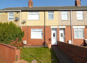 Thumbnail 3 bed terraced house for sale in Whitsun Avenue, Bedlington