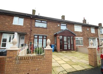 Thumbnail 3 bed property to rent in Glegside Road, Kirkby, Liverpool