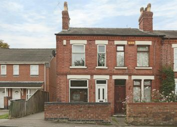 Thumbnail 2 bed terraced house for sale in Gedling Grove, Arnold, Nottingham