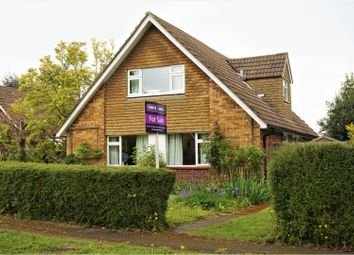 Thumbnail 4 bed detached house for sale in Meadow Close, Purley