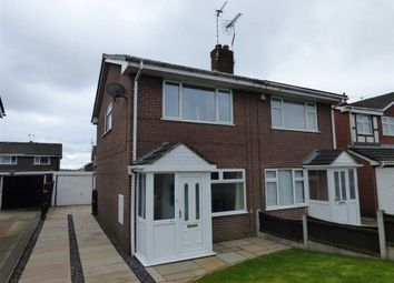 Thumbnail 2 bedroom semi-detached house for sale in Whitehill Road, Whitehill, Kidsgrove