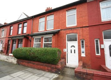 Thumbnail 4 bed semi-detached house to rent in Wellesley Road, Wallasey