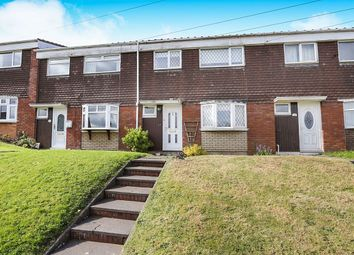 Thumbnail 3 bedroom terraced house for sale in Newman Avenue, Lanesfield, Wolverhampton