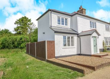 Thumbnail 4 bed cottage for sale in Lybury Lane, Redbourn, St. Albans