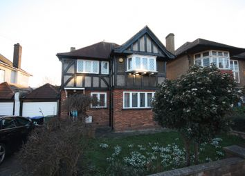 Thumbnail 4 bedroom detached house for sale in Barn Way, Wembley