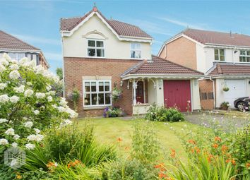 Thumbnail 3 bedroom detached house for sale in Smallbridge Close, Worsley, Manchester