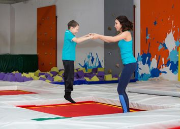 Thumbnail Commercial property for sale in Trampolining & Rehabilitation Therapy Business SO19, Hampshire