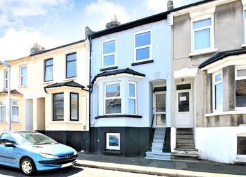 Thumbnail 3 bed terraced house for sale in Ernest Road, Chatham, Kent