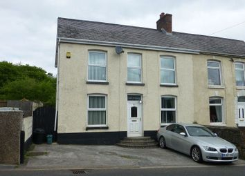Thumbnail 3 bed semi-detached house to rent in Dyffryn Road, Ammanford, Carmarthenshire.