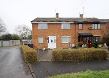 Thumbnail 4 bed end terrace house for sale in Meadow Close, Ansty, Coventry