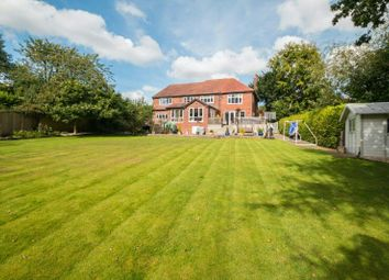 Thumbnail 5 bed detached house for sale in Rivershill Gardens, Hale Barns, Altrincham