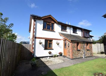 Thumbnail 3 bed semi-detached house for sale in Clinton Gardens, Merton, Okehampton