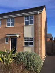 Thumbnail 3 bed semi-detached house for sale in Whessoe Road, Stockton-On-Tees