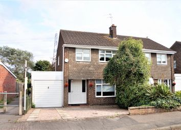 Thumbnail 3 bed semi-detached house for sale in Millfield Close, Anstey, Leicester