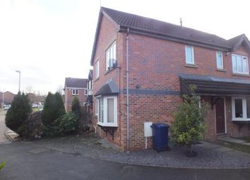 Thumbnail 2 bed semi-detached house for sale in Helmsley Green, Leyland, Preston, .