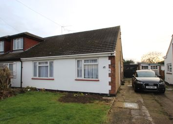 Thumbnail 2 bed semi-detached bungalow to rent in Eversley Road, Benfleet