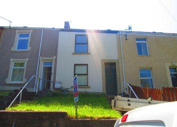 Thumbnail 2 bedroom terraced house to rent in Wheatfield Terrace, Waun Wen, Swansea.