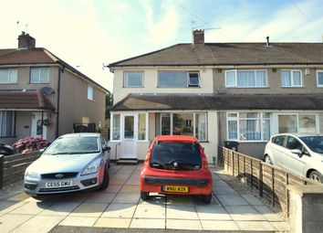 Thumbnail 3 bed end terrace house for sale in Tregarth Road, Ashton Vale, Bristol