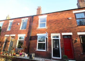 Thumbnail 2 bed terraced house for sale in Crescent Grove, Cheadle