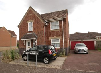 Thumbnail 3 bedroom detached house for sale in Francis Close, Kesgrave, Ipswich, Suffolk