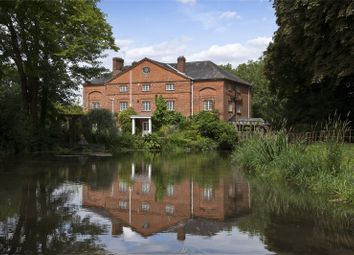 Thumbnail 6 bed detached house for sale in Houghton, Stockbridge, Hampshire