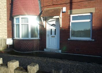 Thumbnail 2 bed flat for sale in Newsham Road, Blyth