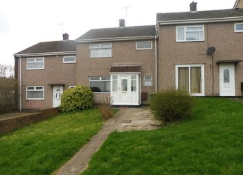 Thumbnail 3 bed terraced house for sale in Witcombe Close, Kingswood, Bristol