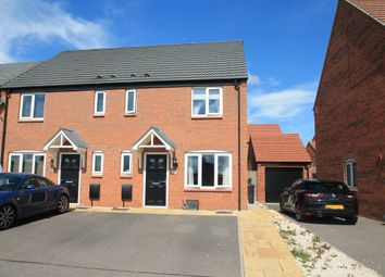 Thumbnail 3 bed semi-detached house for sale in Kingsgate Road, Chellaston, Derby