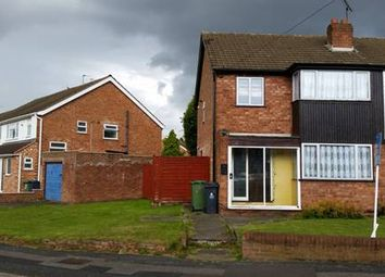 Thumbnail 3 bedroom semi-detached house to rent in Conway Crescent, Willenhall