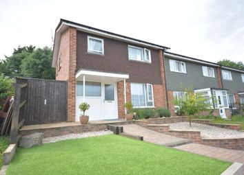 Thumbnail 3 bed end terrace house for sale in Selkirk Close, Merley, Wimborne