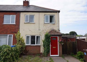 Thumbnail 3 bed terraced house for sale in Brecks Road, Retford, Nottinghamshire