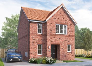 """Thumbnail 3 bed detached house for sale in """"The Kinnerton"""" at Wellfield Road North, Wingate"""