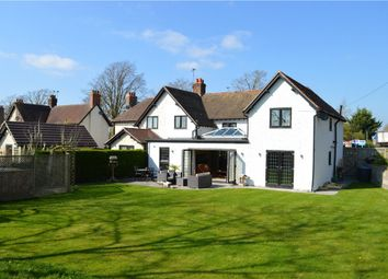 Thumbnail 4 bed semi-detached house for sale in The Model Village, Long Itchington, Southam, Warwickshire