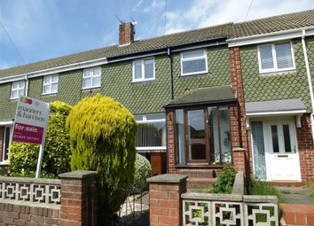 Thumbnail 3 bed terraced house to rent in Marlowe Road, Hartlepool