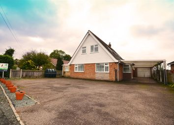 Thumbnail 5 bed bungalow for sale in Thorn Road, Catfield, Great Yarmouth