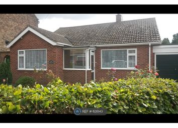 Thumbnail 2 bed bungalow to rent in West Lea, Driffield
