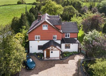 Thumbnail 5 bed detached house for sale in Bowerland Lane, Lingfield