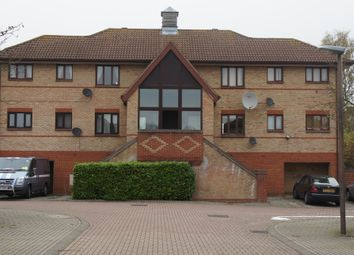 Thumbnail 2 bedroom flat to rent in Maudsley Close Shenley Lodge, Milton Keynes